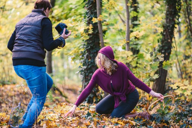 Marcus Fröhner -Photography Herbst-Portraits Leipzig 2016 Making Of