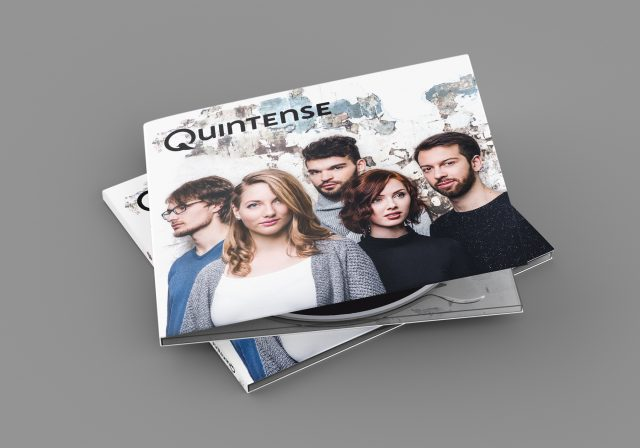 Quintense - Cover-Shooting - Making Of - Marcus Fröhner Photography